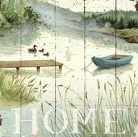 Lakeside I Fine Art Print