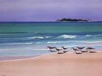 Sand Darlings Fine Art Print
