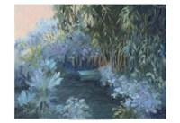 Monet's Garden VII Fine Art Print