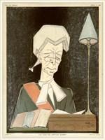The Law Journal III Fine Art Print