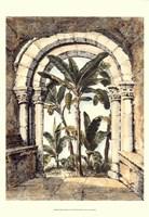 Hidden Garden II Fine Art Print
