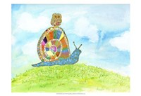 Meadow Snail Fine Art Print