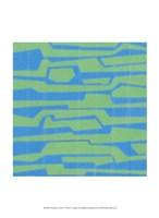 Modern Circuit V Fine Art Print