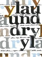 Laundry Lines IV Fine Art Print