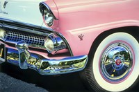 '58 Ford Fairlaine Fine Art Print