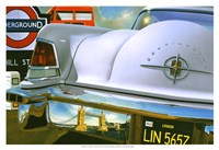 '56 Lincoln Continental Fine Art Print