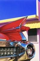 '59 Cadillac El Dorado Fine Art Print