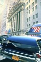 '59 Cadillac Fleetwood Bougham Fine Art Print