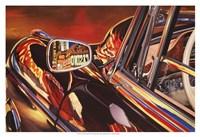 '56 Mercedes Fine Art Print