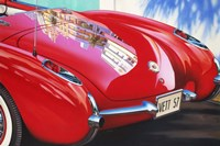 '57 Corvette Fine Art Print