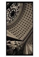 Sepia Architecture II Fine Art Print