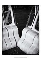 Guitar Factory VI Fine Art Print