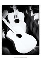 Guitar Factory VII Fine Art Print