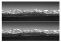 Mountain Panorama Fine Art Print