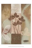 Spa Silhouette II Fine Art Print
