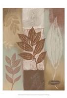 Spa Silhouette III Fine Art Print