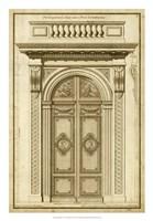 Vintage Door I Fine Art Print