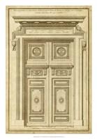 Vintage Door II Fine Art Print