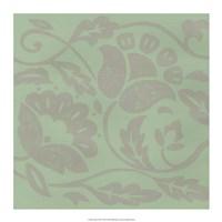 Ginter Mint I Framed Print