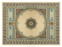 Design for a Ceiling Fine Art Print