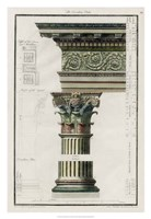 The Corinthian Order Fine Art Print
