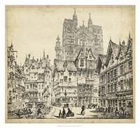 Abbeville Fine Art Print
