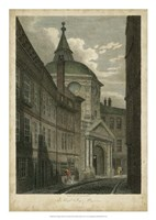 Royal College of Physicians, London Fine Art Print