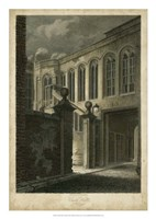 Crosby Hall, London Fine Art Print