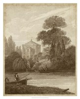 Monkey Island Fine Art Print