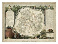 Atlas Nationale Illustre IV Fine Art Print
