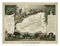 Atlas Nationale Illustre V Fine Art Print