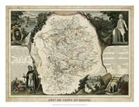 Atlas Nationale Illustre VI Fine Art Print