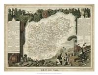 Atlas Nationale Illustre VII Fine Art Print