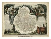 Atlas Nationale Illustre IX Fine Art Print