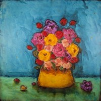 Bucket of Beauty Fine Art Print