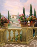 Tuscany Morning Fine Art Print