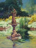 La Fontana Fine Art Print