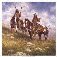 Keepers of the Prairie Fine Art Print
