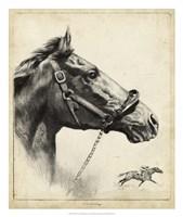 Whirlaway Fine Art Print