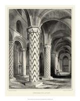 Gothic Detail I Fine Art Print