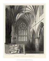 Gothic Detail II Fine Art Print