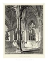 Gothic Detail III Fine Art Print
