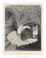 Gothic Detail IV Fine Art Print