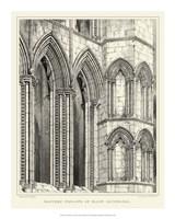 Gothic Detail V Fine Art Print
