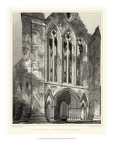 Gothic Detail VI Fine Art Print