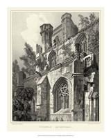 Gothic Detail VII Fine Art Print