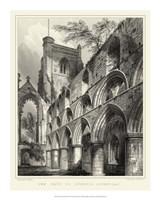 Gothic Detail VIII Fine Art Print