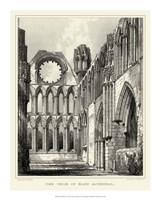 Gothic Detail X Fine Art Print