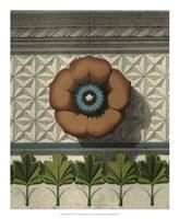 Floral Detail II Framed Print