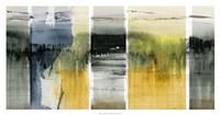 Forest Horizon II Framed Print